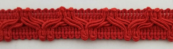 "1/2"" Designer Braid Gimp Trim - 12 Yards - Many Colors! MADE IN USA!"