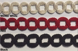 Designer Braid Gimp Trim - 10 Continuous Yards - Many Colors! - MADE IN USA