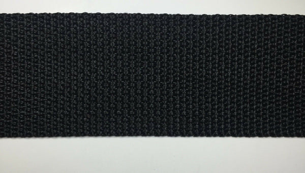 "1.5"" Poly Webbing - 10 Continuous Yards - MANY COLORS AVAILABLE - Made in USA"