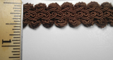 "1/2"" CHENILLE GIMP BRAID - 18 YARDS - MANY COLORS AVAILABLE!"