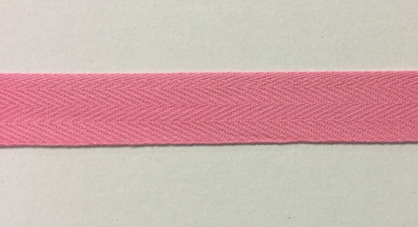 "3/4"" Cotton Twill Tape - 36 Yards - Many Colors Available! - Made in USA!"