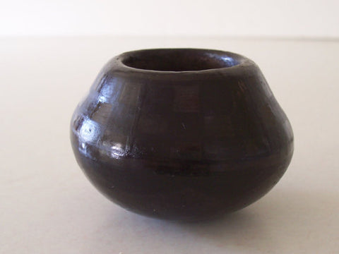 Seed Pot by Josefita Martinez Santo Domingo (Kewa) Pueblo