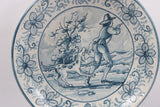4815 Vintage Spanish Pottery Wall Plate by Cases -3984 x2656 jpg.JPG