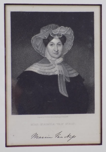 4844 Antique Steel Engraving of Marcia Van Ness by T.B. Welch without frame-2151 x 3070.jpg