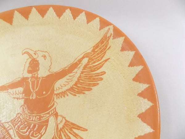 4901 Vintage Pottery Plate - Indian Dancing head close up-3648 x 2736.jpg