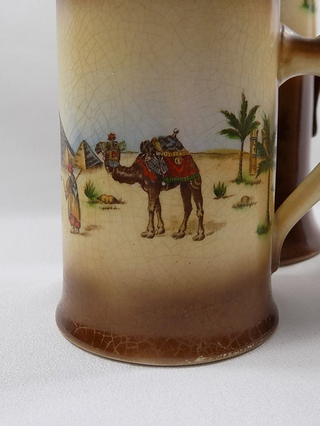 4904 Antique Haynes Ware Tankard  Mug - Egyptian Decoration-1200 x 1600.jpg