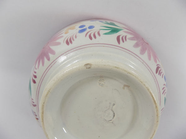 4939 Antique Pink Lustreware Lidded Waste Bowl chop close up view-1600 x 1200.jpg