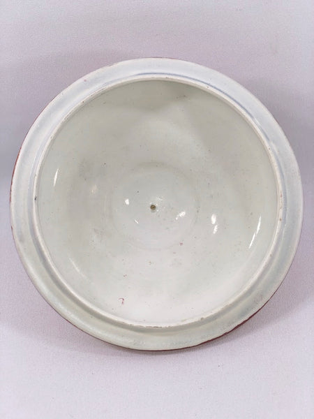 4939 Antique Pink Lustreware Lidded Waste Bowl inside bowl lid-700 x 933.jpg