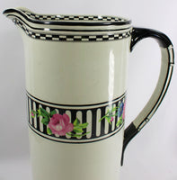 4945 Art Deco Tall Tankard Pitcher-Top half of pitcher-2632 x 2670.jpg