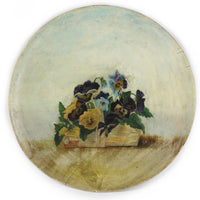 5052 Antique Hand Painted Papier Mache Plate 1880s- full front view main-L-2600 x 2605.jpg