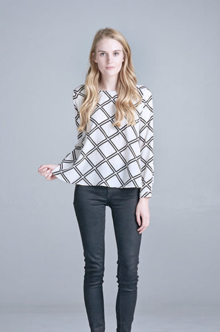 RACHEL BOX BLOUSE