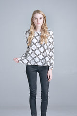 RACHEL BOX BLOUSE - HARPER KELLEY