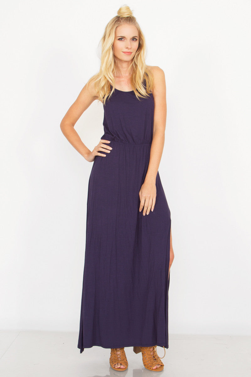 SINCLAIR MAXI DRESS - HARPER KELLEY  - 1