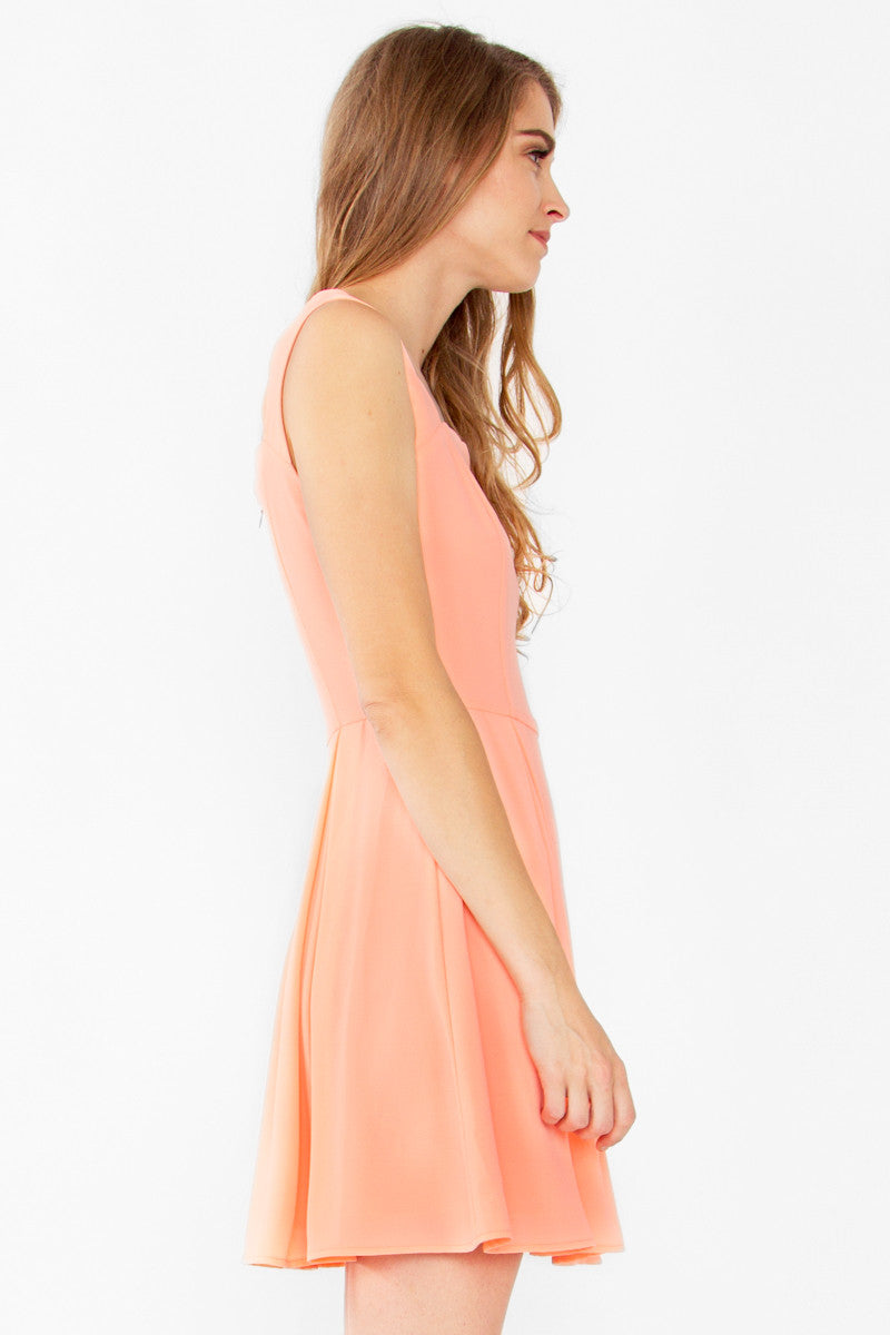 REAGAN DRESS - HARPER KELLEY  - 3