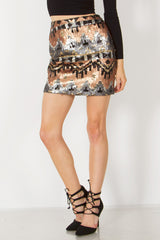 MECCA SKIRT - HARPER KELLEY  - 2