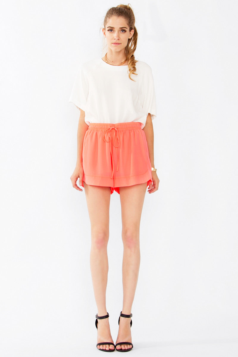 MONTAUK SHORT - HARPER KELLEY  - 4