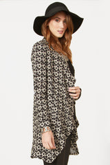 JAYDEN KNIT JACKET - HARPER KELLEY  - 2