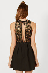LAUREN DATE DRESS - HARPER KELLEY  - 4