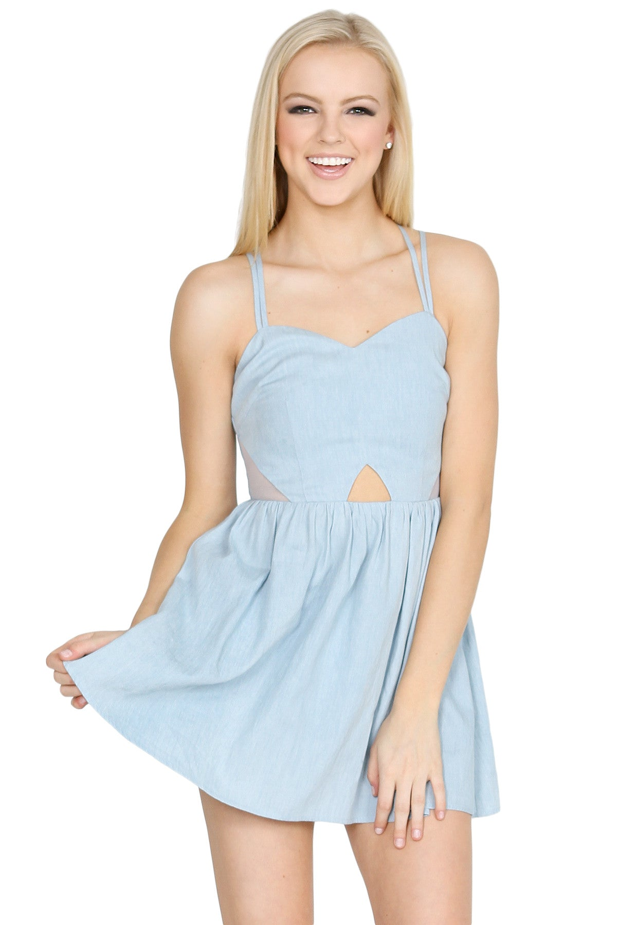 ADALYN DRESS - HARPER KELLEY  - 1