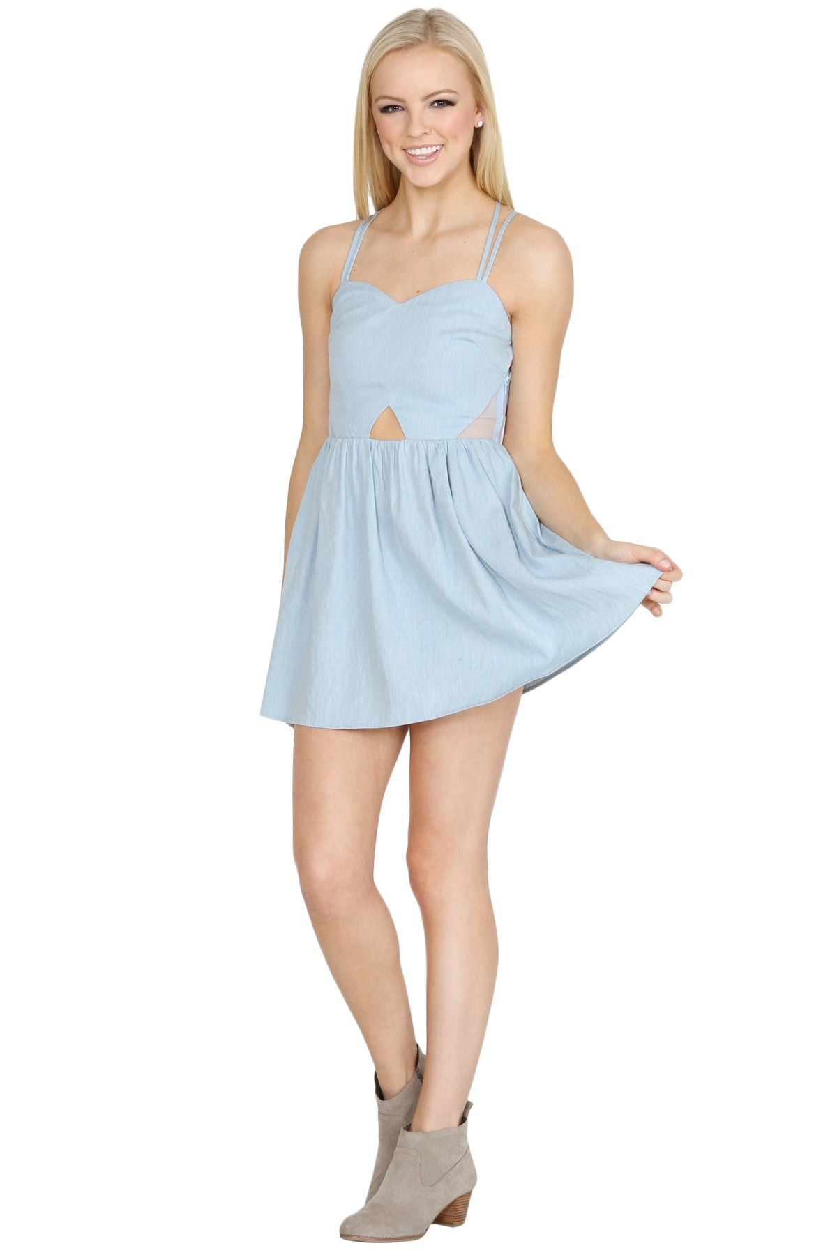 ADALYN DRESS - HARPER KELLEY  - 2