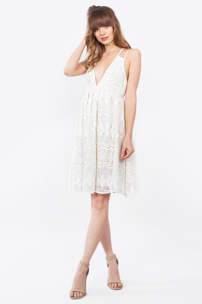 AVALISE DRESS - HARPER KELLEY  - 1