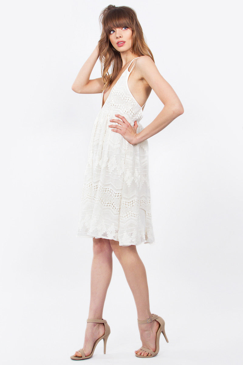 AVALISE DRESS - HARPER KELLEY  - 2