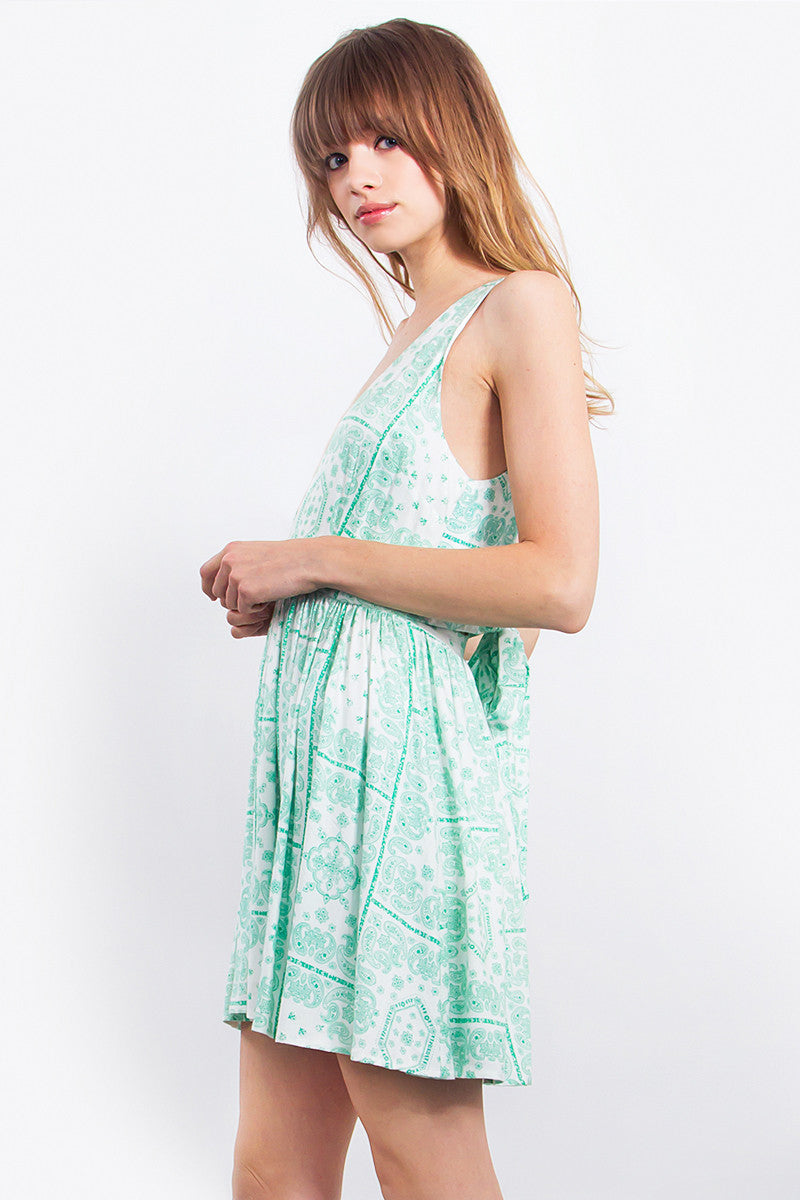 SAVANNAH PLUNGE DRESS - HARPER KELLEY  - 2