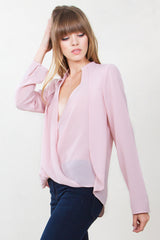 CARA BLOUSE - HARPER KELLEY  - 3