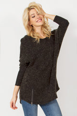 HAILEY SWEATER - HARPER KELLEY  - 1