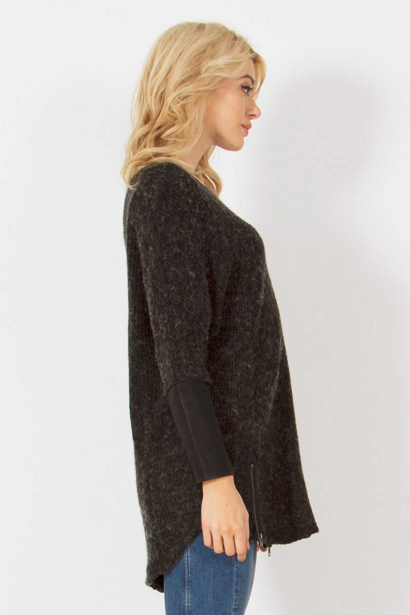HAILEY SWEATER - HARPER KELLEY  - 2