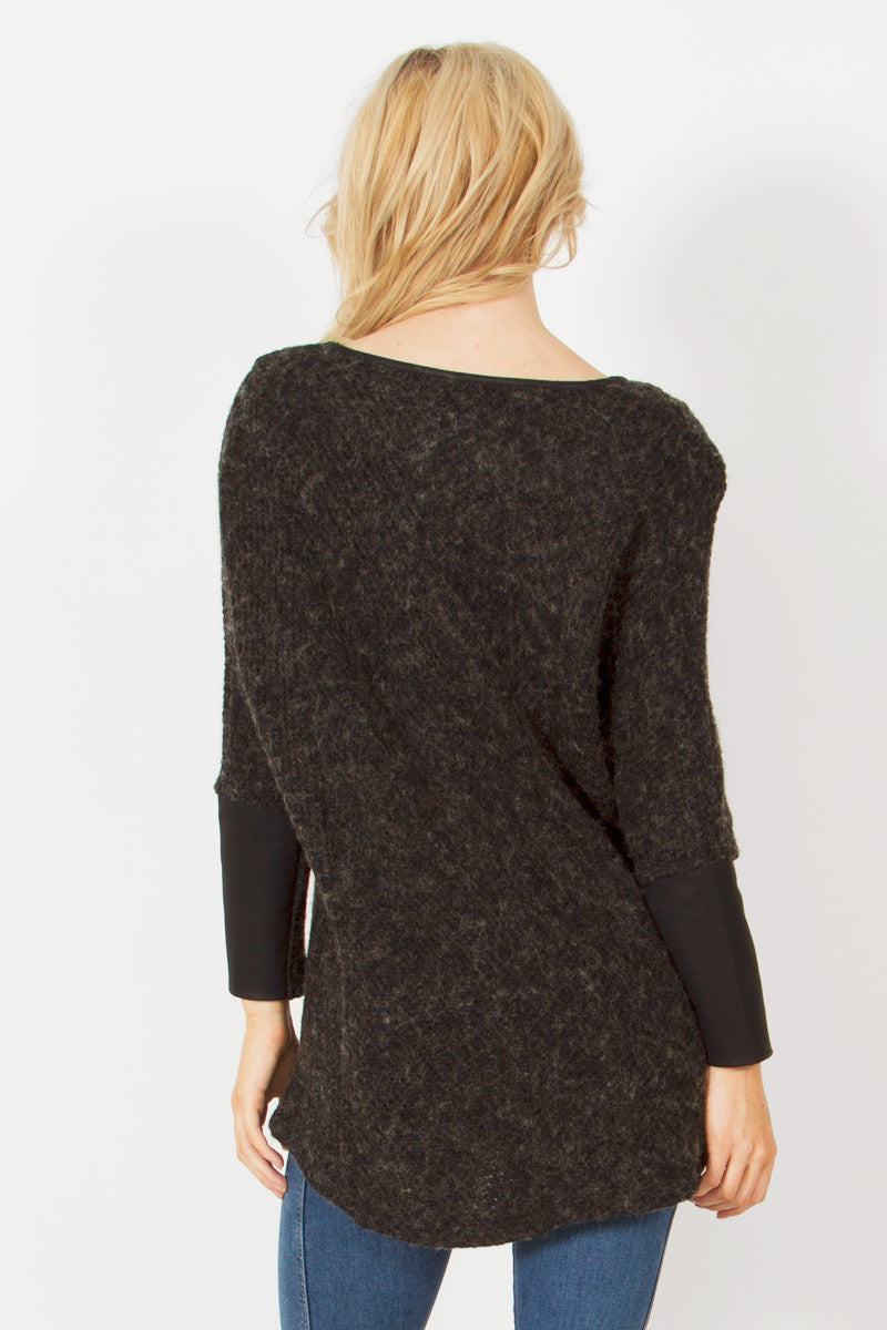 HAILEY SWEATER - HARPER KELLEY  - 3