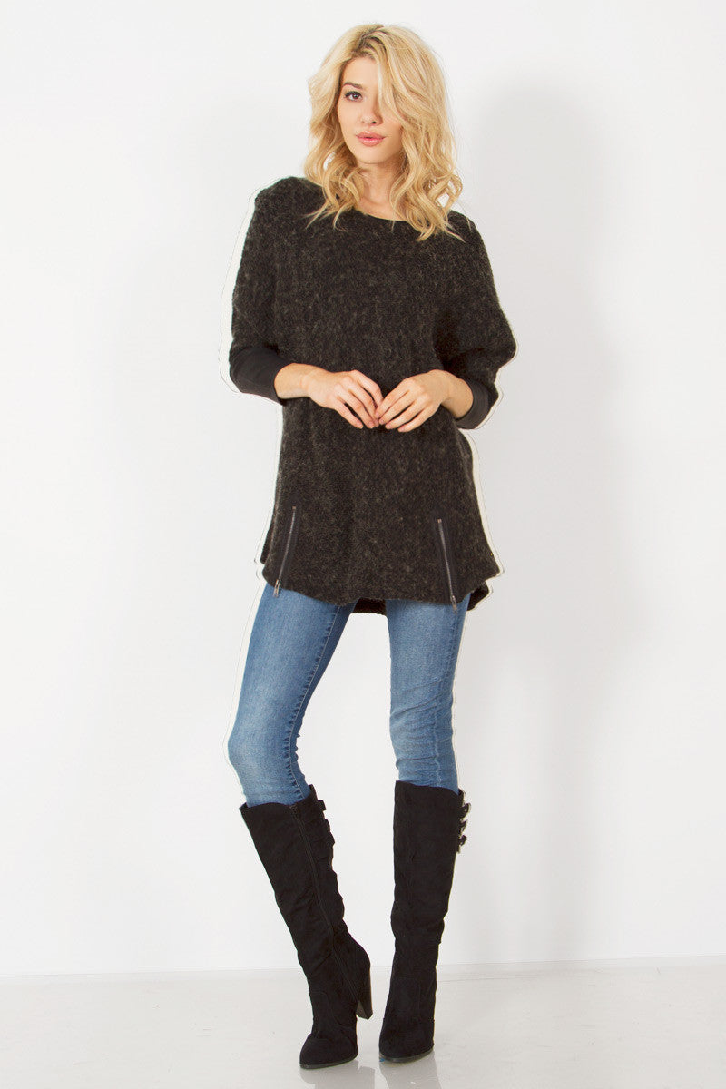 HAILEY SWEATER - HARPER KELLEY  - 4