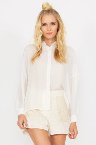 AINSLEY BLOUSE - HARPER KELLEY  - 1