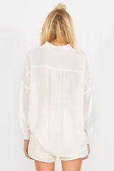 AINSLEY BLOUSE - HARPER KELLEY  - 3