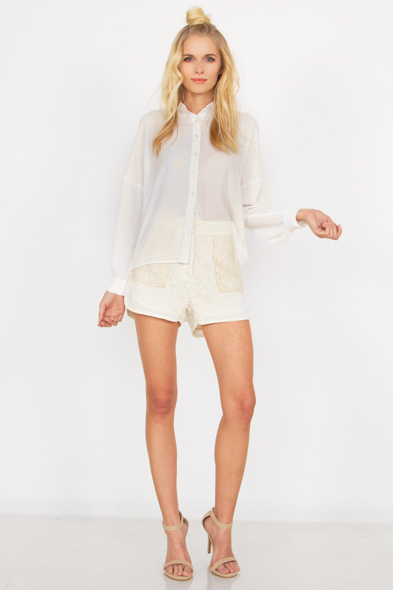 AINSLEY BLOUSE - HARPER KELLEY  - 4