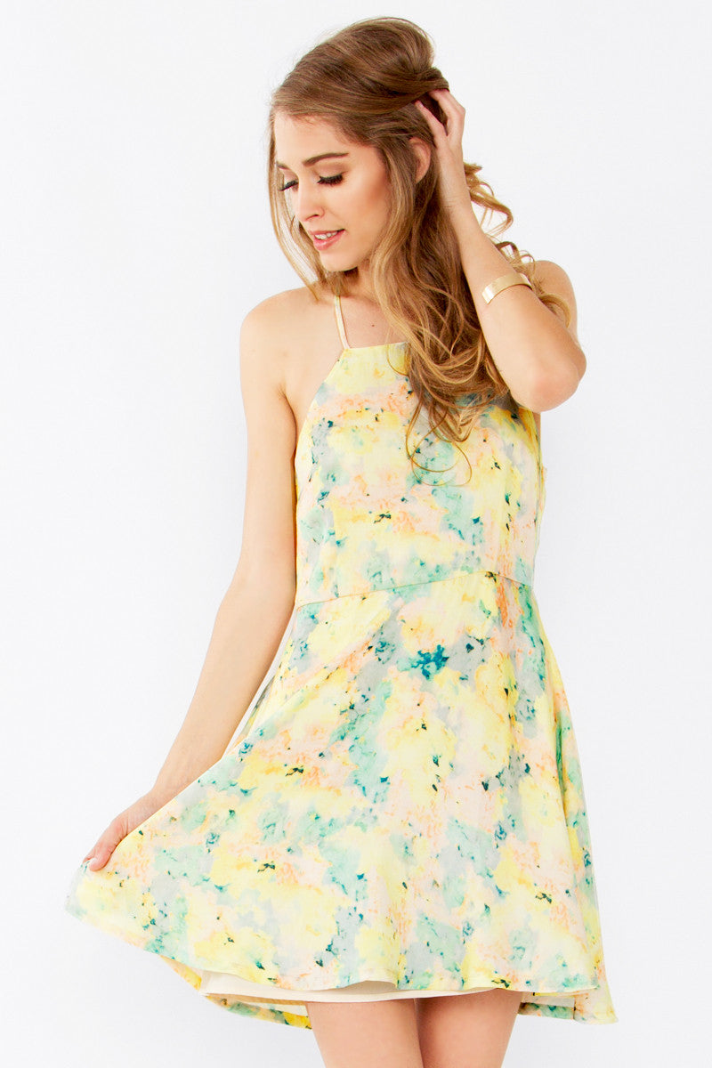 KAIT BRUNCH DRESS - HARPER KELLEY  - 1