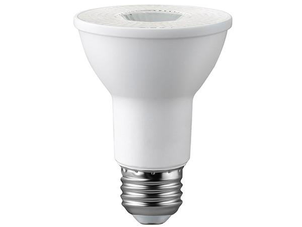 90+ High CRI SE-350.116 A19 6.2W LED Light Bulb 320 Lumens 2500K E26 120V Silver Tip Dimmable