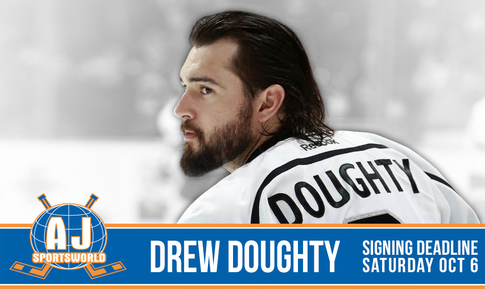 Drew Doughty - A.J. Sports World - Private Signing