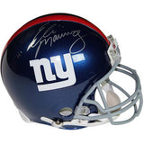 Autographed football Equipment