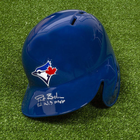 Bill Singer Toronto Blue Jays Signed Retro Baseball Cap w/ 1977 First Pitch Note