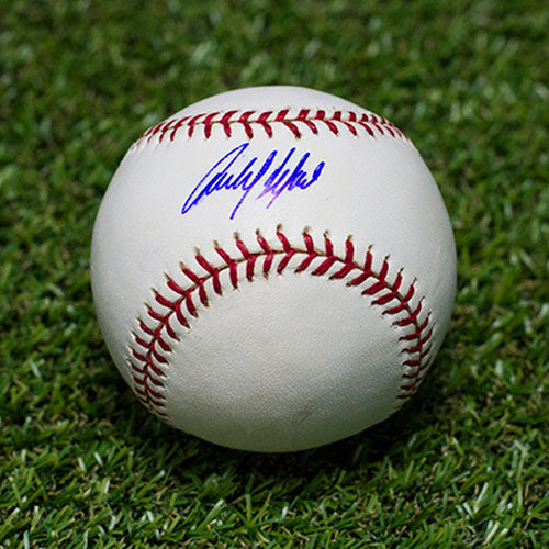 Carlos Delgado Autographed MLB Official Major League Baseball