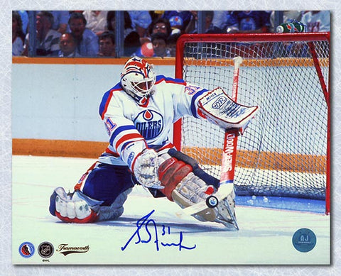 Paul Coffey Edmonton Oilers Autographed Hockey Magician 8x10 Photo