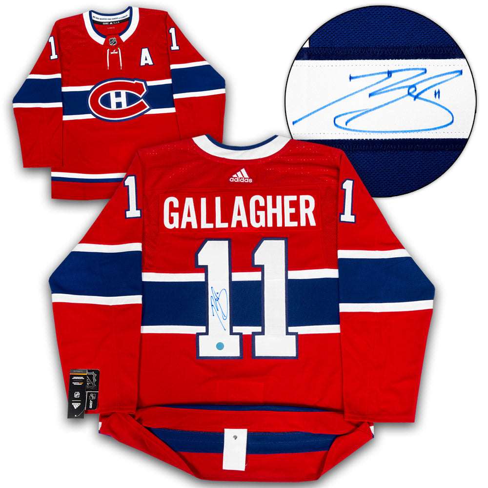 montreal canadiens brendan gallagher jersey