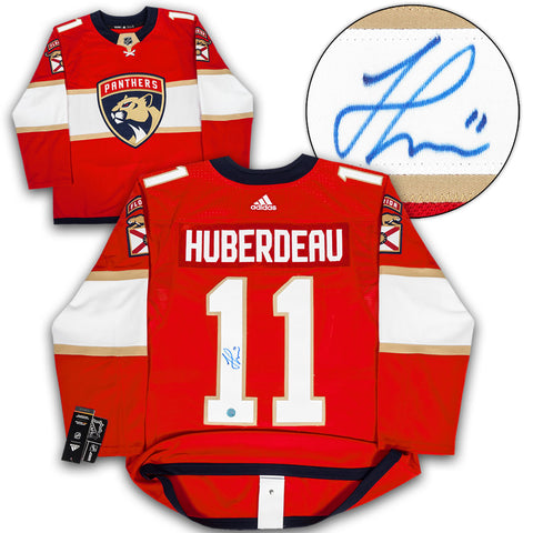 Vincent Trocheck Florida Panthers Autographed Adidas Authentic Hockey Jersey