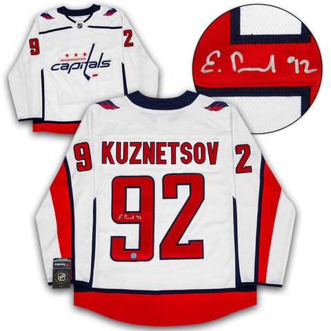 Dennis Maruk Washington Capitals Autographed Retro Alt Fanatics Hockey Jersey
