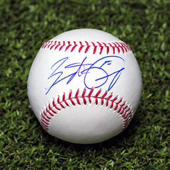 Brett Lawrie Autographed MLB Official Major League Baseball - Chicago White Sox