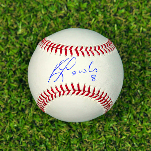 Kendrys Morales Autographed MLB Official Major League Baseball - Blue Jays