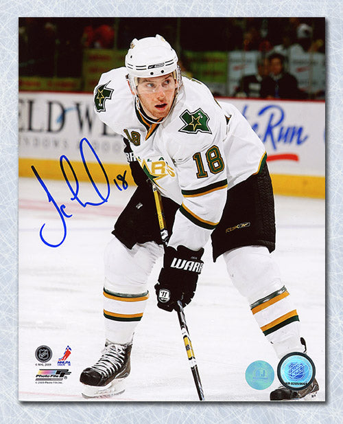 James Neal Dallas Stars Autographed Hockey 8x10 Photo