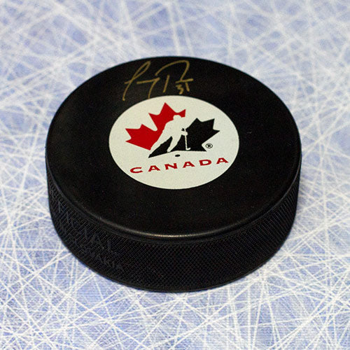 Carey Price Team Canada Autographed Olympic Hockey Puck