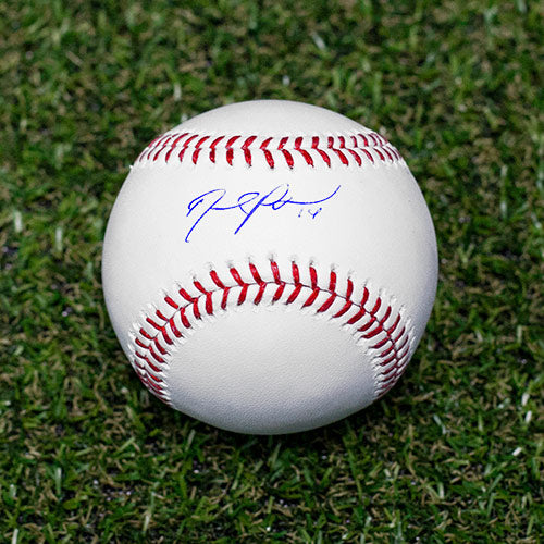 David Price Autographed MLB Official Major League Baseball - Boston Red Sox
